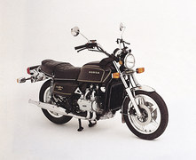 Photo of a 1979 Honda GL 1000 Gold Wing
