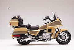 Photo of a 1985 Honda GL 1200 Gold Wing