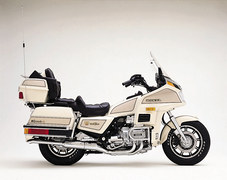 Photo of a 1986 Honda GL 1200 Gold Wing