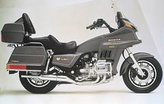 Photo of a 1987 Honda GL 1200 Gold Wing