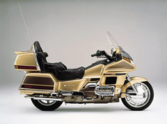 Photo of a 1988 Honda GL 1500 SE Gold Wing