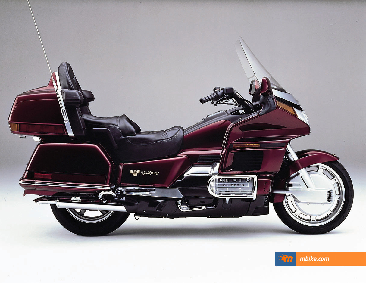 1989 Honda GL 1500 SE Gold Wing Wallpaper - Mbike.com