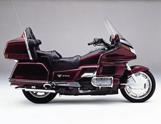 Photo of a 1989 Honda GL 1500 SE Gold Wing