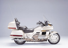 Photo of a 1990 Honda GL 1500 SE Gold Wing