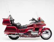 Photo of a 1996 Honda GL 1500 SE Gold Wing