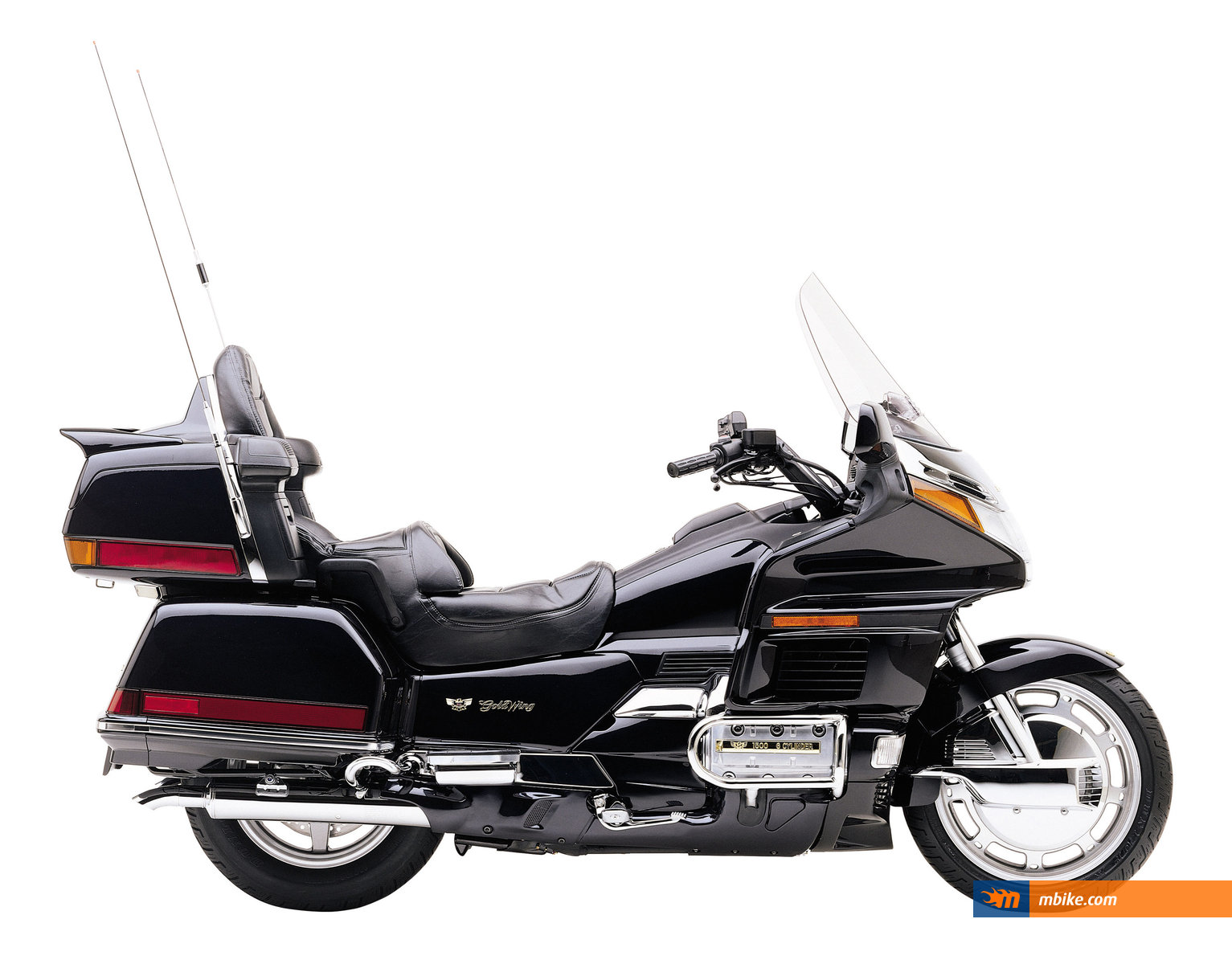 1997 Honda GL 1500 SE Gold Wing Wallpaper - Mbike.com