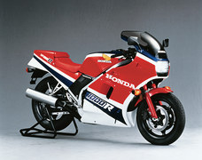 Photo of a 1985 Honda VF 1000 R