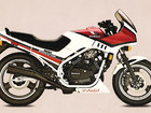 1987 Honda VF 500 F