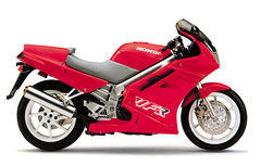 Photo of a 1992 Honda VFR 750 F