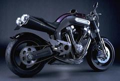 1999 Yamaha MT-01 Prototype