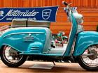 1955 Adler Junior 100