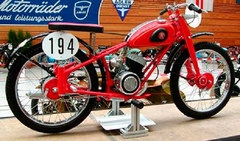 Photo of a 1951 Adler M 100 RS