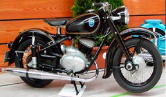 Photo of a 1956 Adler M 2011