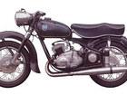 1955 Adler MBS 250