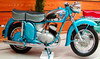 1957 Adler MBS 250 Favorit