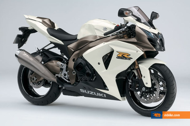 2010 Suzuki GSX-R 1000 25th Anniversary Limited Edition