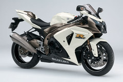 Photo of a 2010 Suzuki GSX-R 1000 25th Anniversary Limited Edition