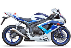 Photo of a 2010 Suzuki GSX-R 750 25th Anniversary Limited Edition