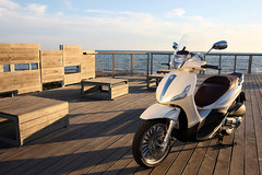 Photo of a 2010 Piaggio Beverly 300