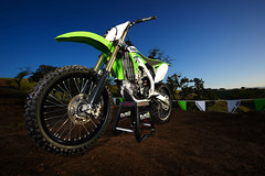 Photo of a 2011 Kawasaki KX 450 F
