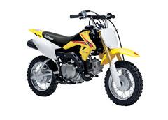 2010 Suzuki DR-Z 70