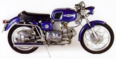 Photo of a 1971 Aermacchi 350 TV