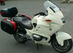 Photo of a 1995 BMW R1100RT