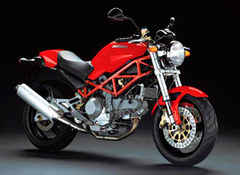 Photo of a 2004 Ducati Monster 1000