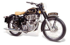 Photo of a 2010 Royal Enfield Bullet 500 Classic AVL
