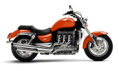 Photo of a 2003 Triumph Rocket III Concept