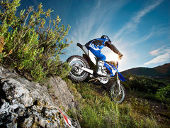 Photo of a 2011 Yamaha WR 250 F