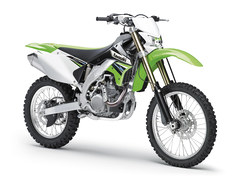 Photo of a 2011 Kawasaki KLX 450R