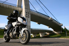 Photo of a 2009 Aprilia Mana 850 GT