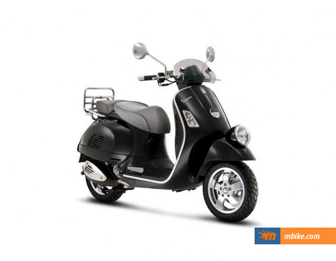 New limited edition from Vespa
