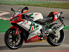 Photo of a 2010 Aprilia RS 125 SBK Replica