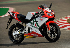 Photo of a 2010 Aprilia RS 50 R SBK Replica