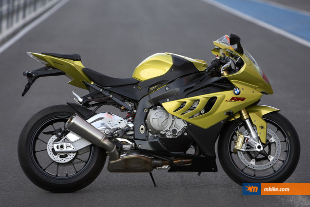New award for the S1000 RR