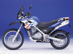 Photo of a 2008 BMW F650GS Dakar