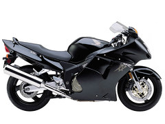 Photo of a 2007 Honda CBR 1100 XX