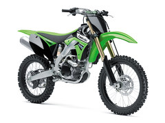 Photo of a 2011 Kawasaki KX 250 F