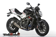 Photo of a 2010 MV Agusta Brutale 1090RR Cannonball
