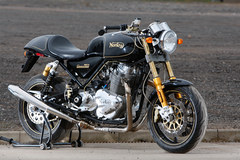 2010 Norton Commando 961 SE