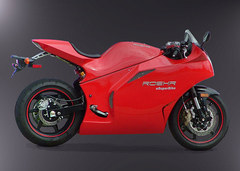 Photo of a 2010 Roehr eSuperbike