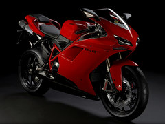 Photo of a 2011 Ducati 848 EVO