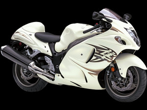 The Hayabusa gets new colours for 2011