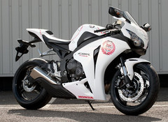 Photo of a 2010 Honda CBR 1000 RR Ian Hutchinson Edition