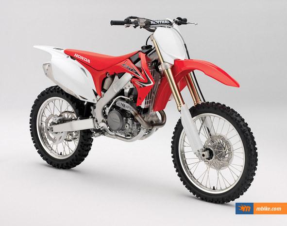 2011 Honda CRF 450 R