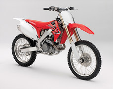 Photo of a 2011 Honda CRF 450 R