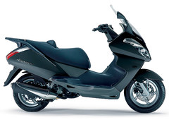 Photo of a 2008 Aprilia Atlantic 250