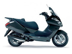 Photo of a 2009 Aprilia Atlantic 250